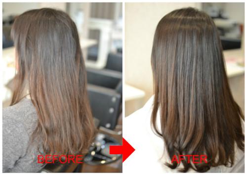 (R)アイロン精度UPで上がる アルカリ縮毛矯正のクオリティ