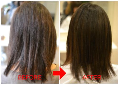 (R)痛まないヘアカラーとやるたびに髪蘇る縮毛矯正が美容師の過信とビビリ毛を生む。