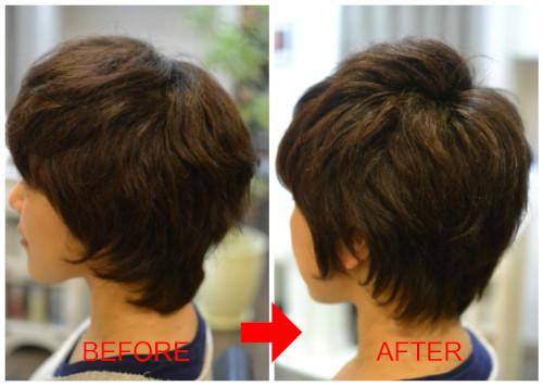 (R)脱縮毛矯正。くせ毛を活かすという選択。
