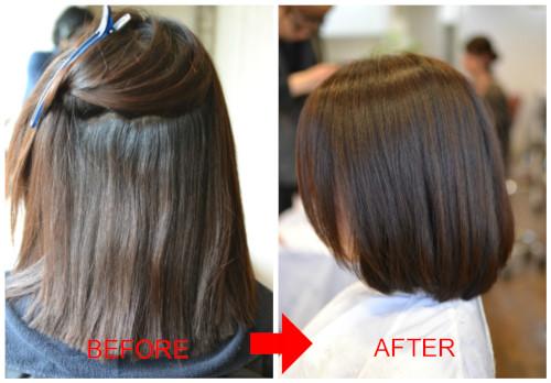 (R)脱・ピンピン縮毛矯正はDO-S×HAMASAKIで。