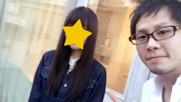 髪をきれいにするために愛知から東京のLilyへ