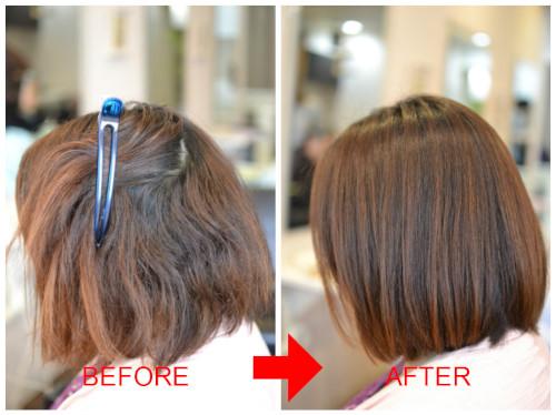 (R)のっち流縮毛矯正ベーシック 縮毛矯正に見えない自然なストレートヘア編