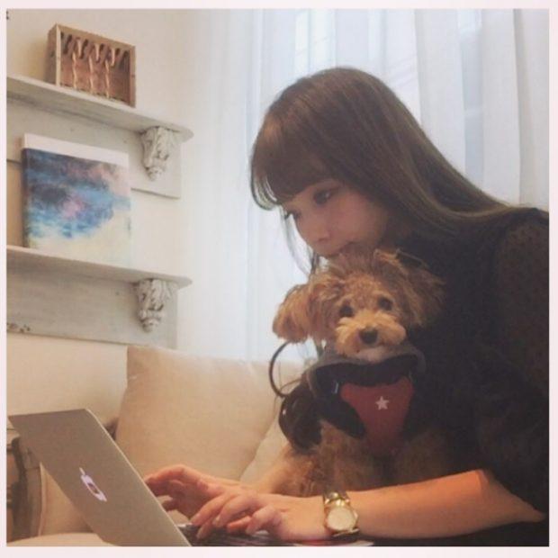 Lilyの癒し犬♡りぃちゃん元気に成長中です!