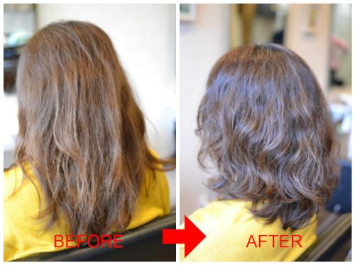 (R)くせ毛にこそパーマをかけよう!くせ毛の良さを引き立てるテクニック♪