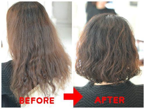 (R)くせ毛のタイプに合わせたカットとスタイリングで 見た目はこんなにも変えられる!!!