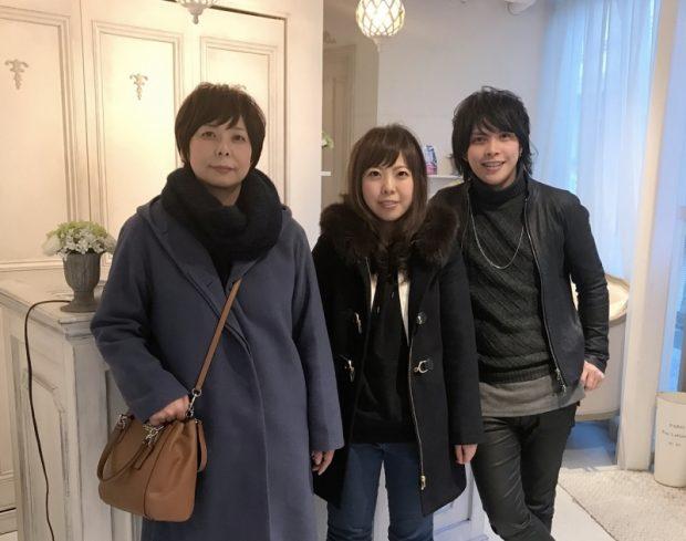 おかんと妹が東京にキタよ!