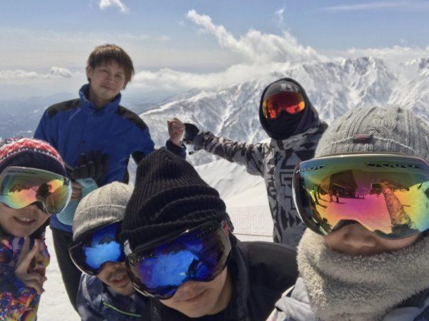 僕の趣味に付き合わせ、みんなで冬山を目指した話