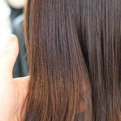 まとまりはあるのに なぜか綺麗に見えない髪の改善