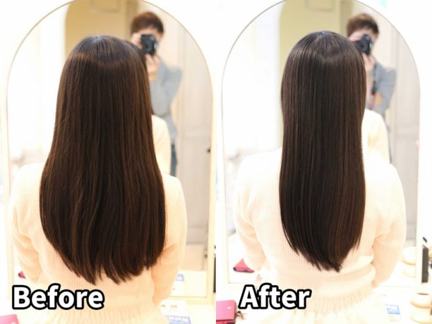 カラーやパーマ縮毛矯正してないのに傷んでる髪の改善
