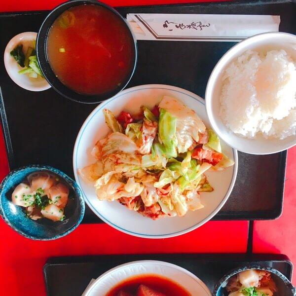 木村とランチ 行きつけの定食屋紹介します 【83】