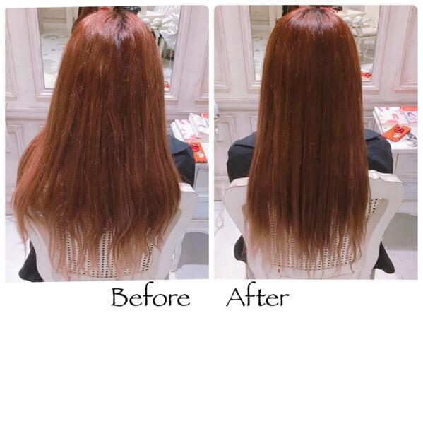 【髪質改善】美髪は継続するとこが大切 【127】