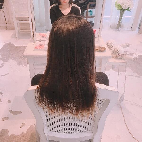 カット&髪質改善で後悔もスッキリ 【130】