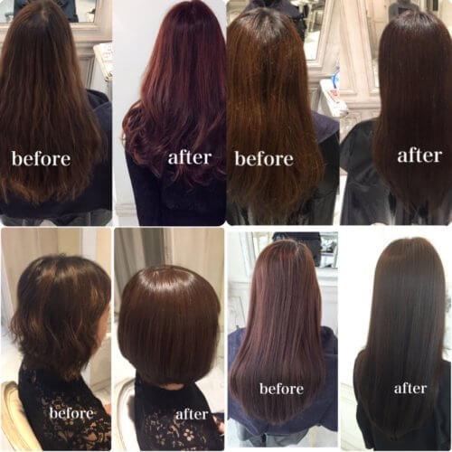パサつき広がる傷んだ髪を簡単に綺麗な髪にする方法