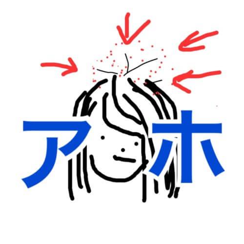 アホ毛ができない乾かし方を現役美容師がお教えします!