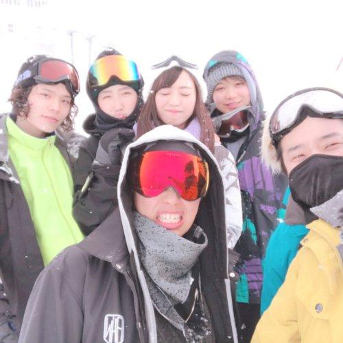 人生初のスノーボードに挑戦した話