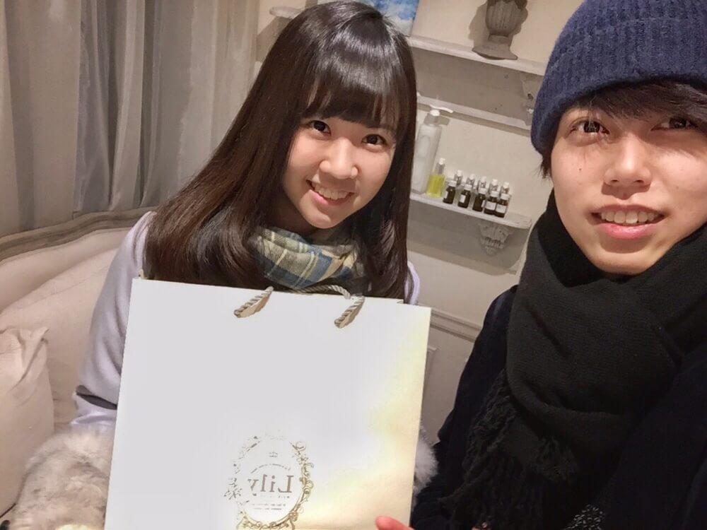 長野県からFlowersを購入しにお越しくださいました♪