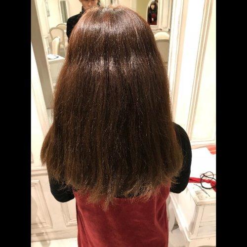 今まで髪をおろすこともできなかった。髪をおろしたい!その夢叶えます。