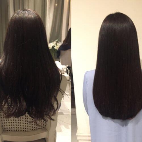 【縮毛矯正?髪質改善?】髪の状態別・おすすめ施術メニュー