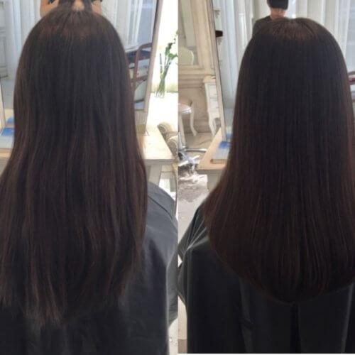サラツヤしっとり【Flowers×カット】で劇的なる美髪体験!!