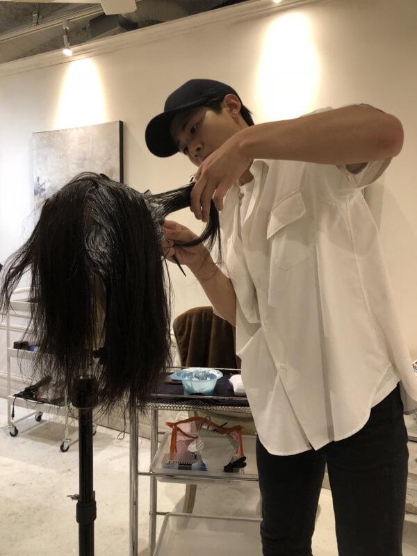 美容師になりたい中学生からの相談