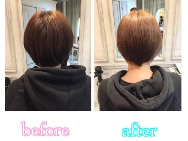 ヘアケア特化美容師だからできる!ブリーチをしないでできるだけ明るく髪をカラーしました♪