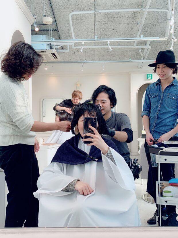 【縮毛矯正】くせ毛マイスターのっちの縮毛矯正を体験してみた!