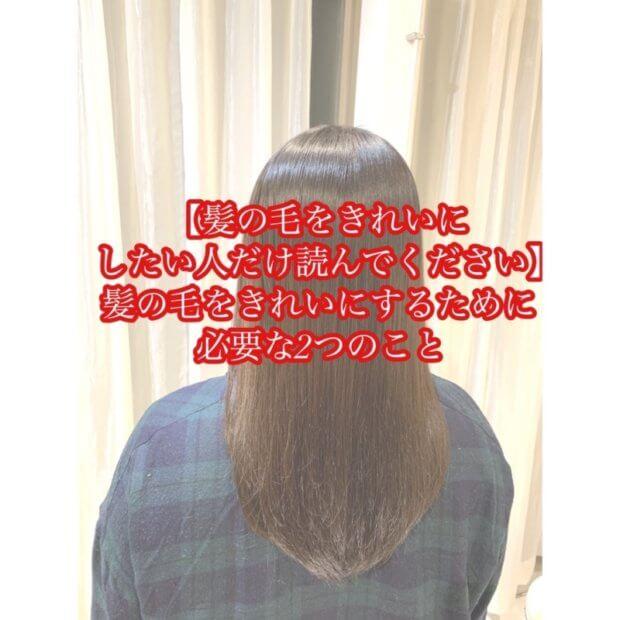 【美髪を手に入れたい人だけ読んでください】髪をきれいにするにはホームケアと正しい施術だけで叶えられる