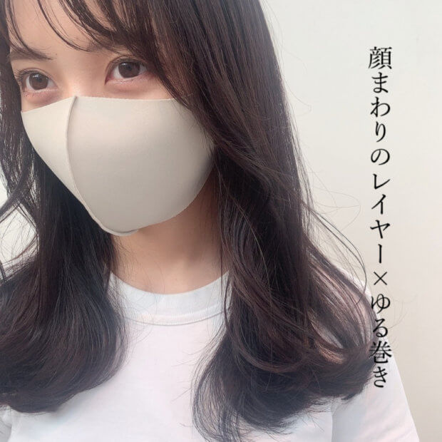 【韓国レイヤー】顔まわりに1工夫で誰でも簡単に韓国風に可愛くなる方法