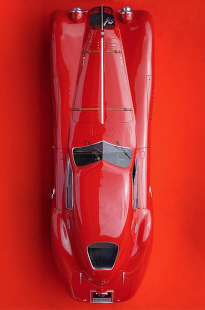 1938年のアルファロメオが生んだ「デザインの至宝」 | くせ毛、縮 ...
